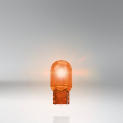 OSRAM ORIGINAL Lamps with glass wedge bases WY21W