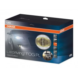 OSRAM LEDriving FOG PL – LED fog lights LEDFOG103 GD 12