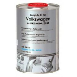 VW VOLKSWAGEN 5 W 30 LL 1L