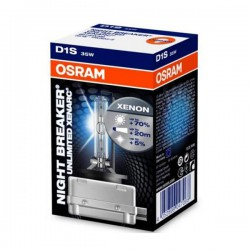 Osram Ksenon D1S Night Breaker Unlimited